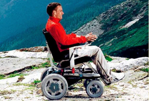 electric-wheelchair