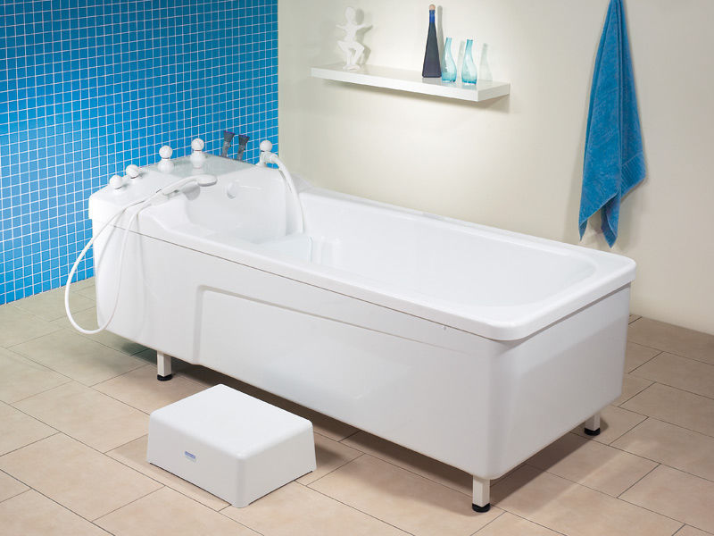 Hydromassage bathtub - Trautwein