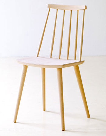 Dining room chair   stick back 216 series   farstrup møbler