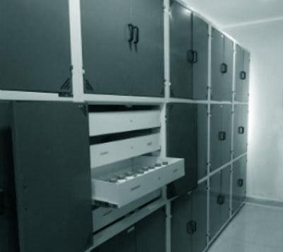 s&le storage cabinet / laboratory & Sample storage cabinet / laboratory - Artlab