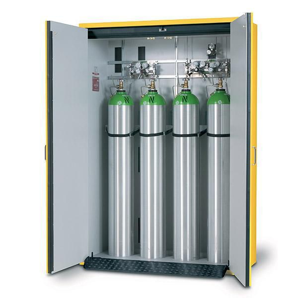 Bon Storage Cabinet / Security / For Gas Cylinders / Laboratory   G CLASSIC 30