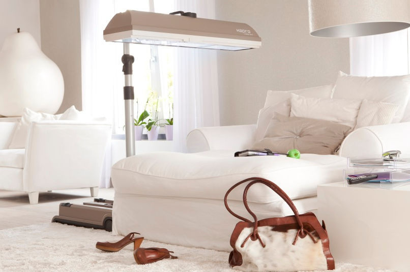 Tanning Lamp / UV / On Casters ...