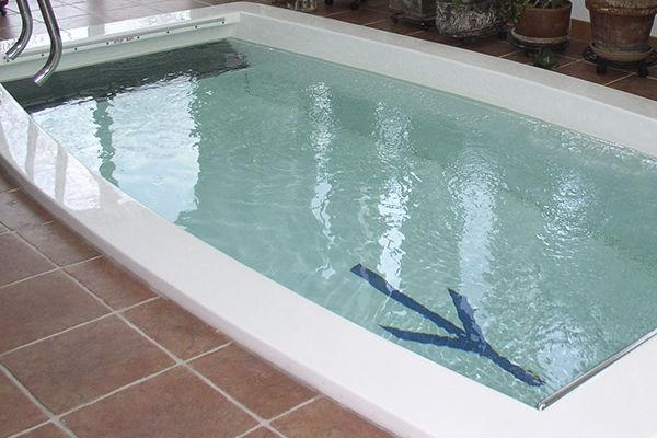 Rehabilitation swimming pool - 400 OT/480 T - SwimEx - Videos