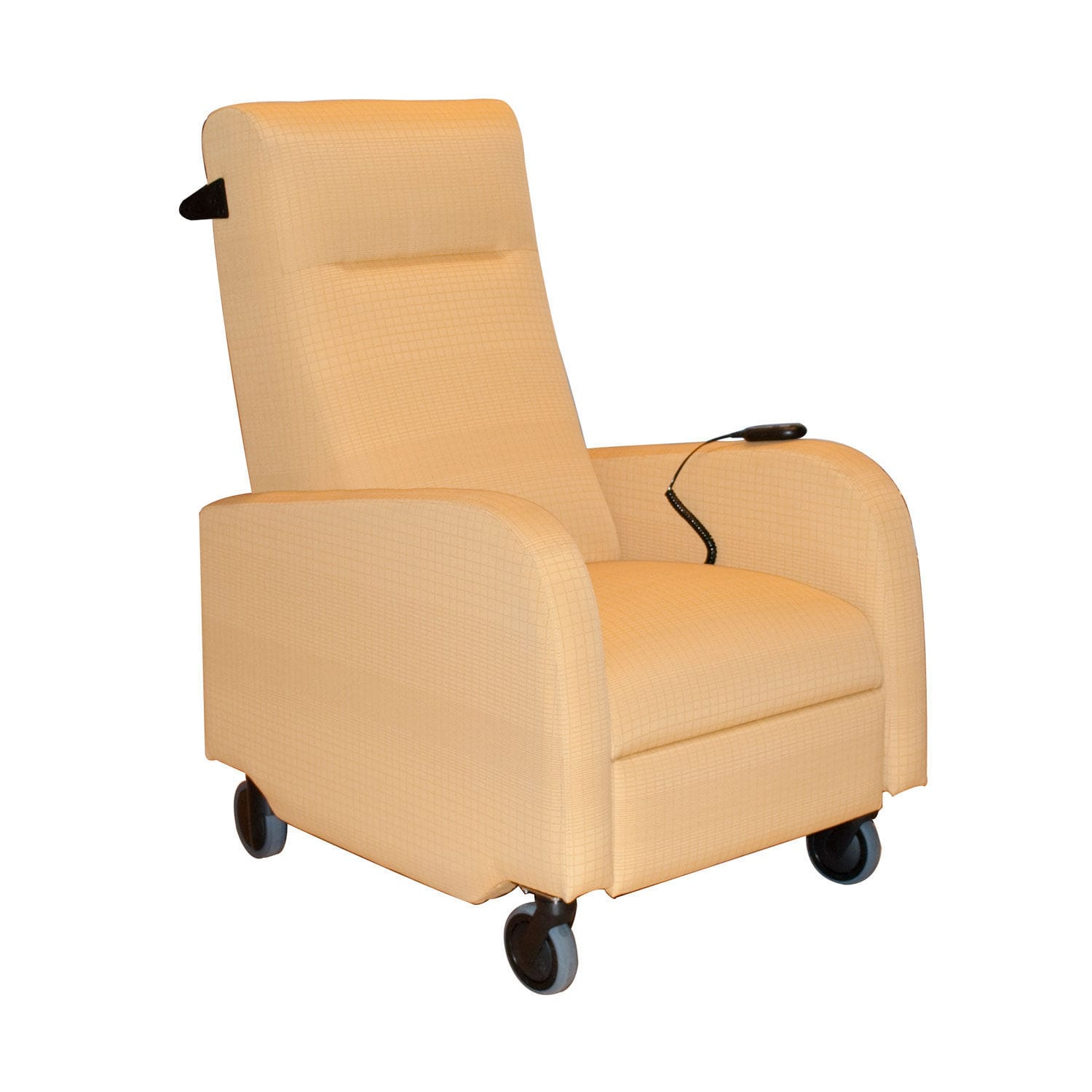 ... Reclining Patient Chair / On Casters / With Legrest / Electric ...