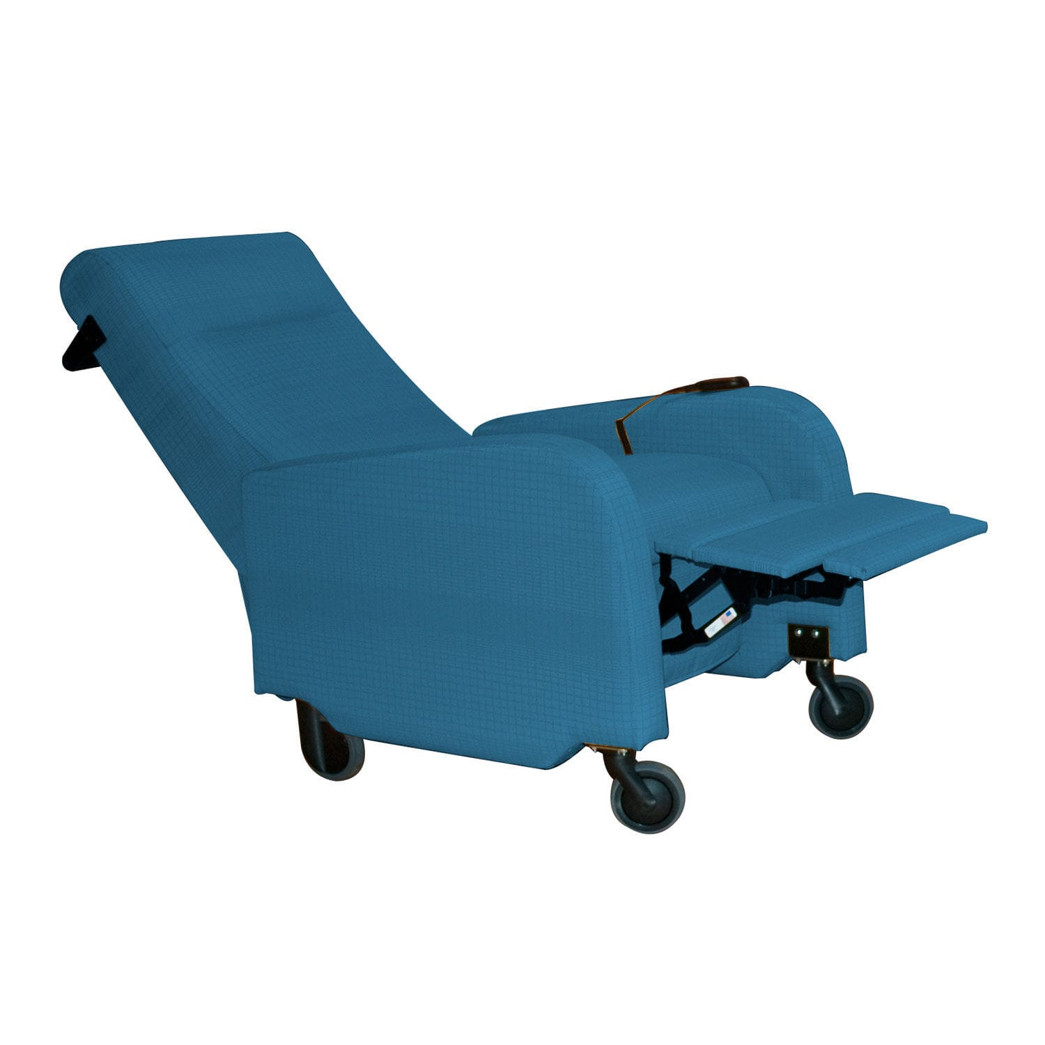 w phlebotomy formerly medical lbs recliner umf equipment power chair lo associates capacity claflin hospital cme hi rsi