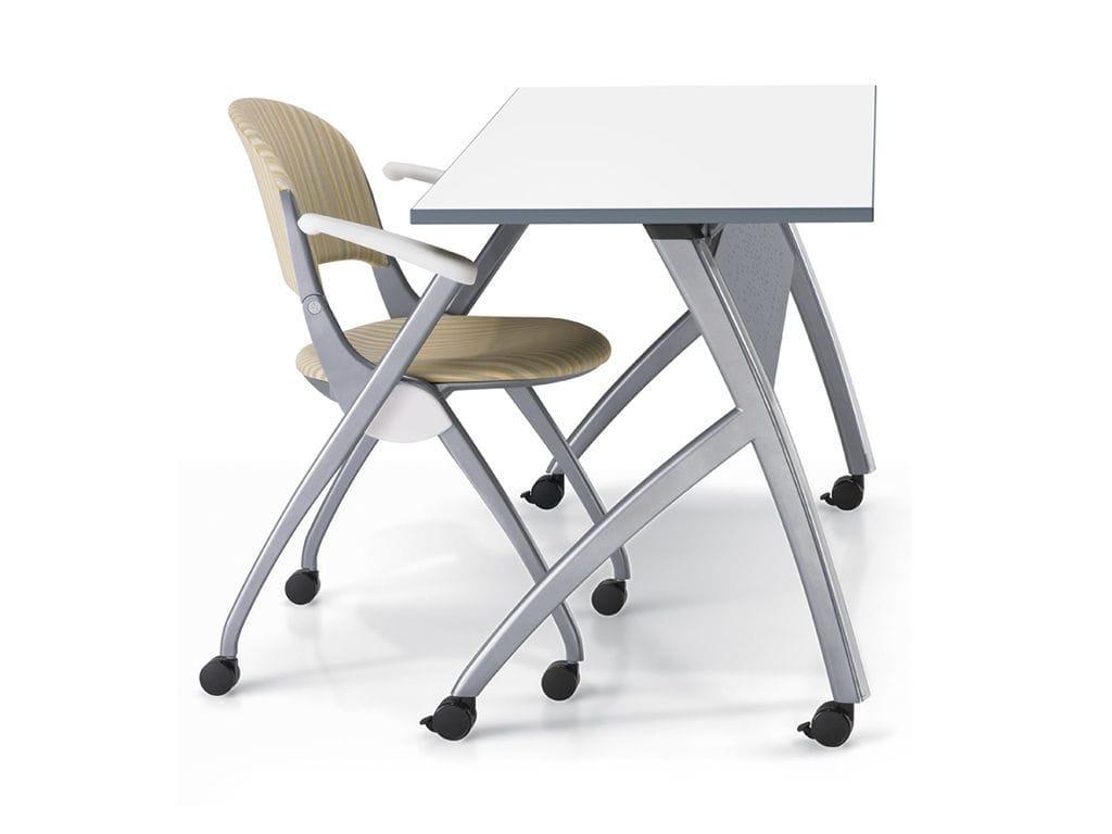 ... Work Table / Rectangular / On Casters / Folding TOD Versteel ...