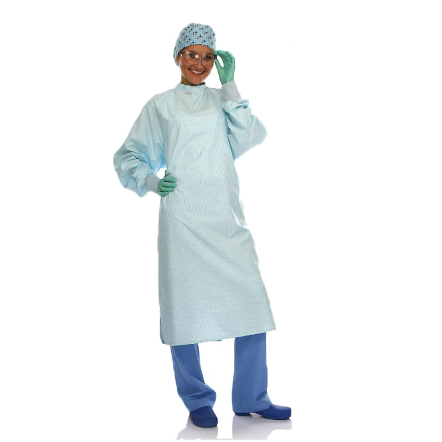 Surgical gown / women\'s - BOX01 - fx medical uniforms
