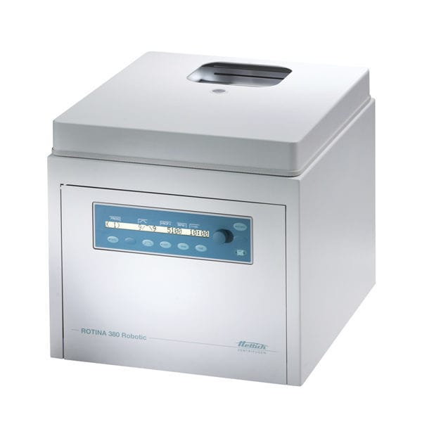 Robotic centrifuge / laboratory / clinical / bench-top - ROTINA 380