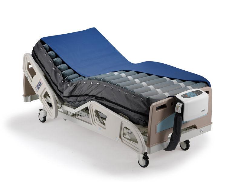 ... Hospital bed mattress / dynamic air / alternating pressure / low air  loss Serene Apex Medical - Hospital Bed Mattress / Dynamic Air / Alternating Pressure / Low