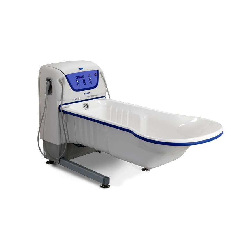 Electric medical bathtub / height-adjustable - Rhapsody, Primo ...