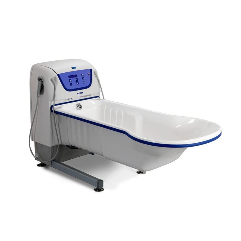electric medical bathtub height adjustable rhapsody primo rh medicalexpo com