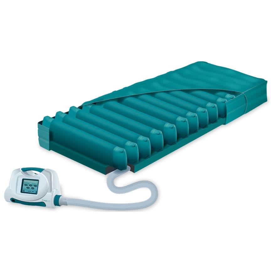 hospital bed mattress low air loss tube therakair visio