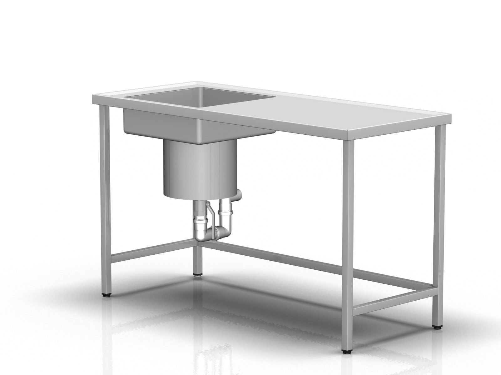 steel stainless kitchen work x htm p table inch with backsplash pr prep tables restaurant