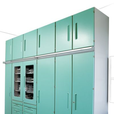 storage cabinet for medicine hospital with swing doors praxis xa favero health projects