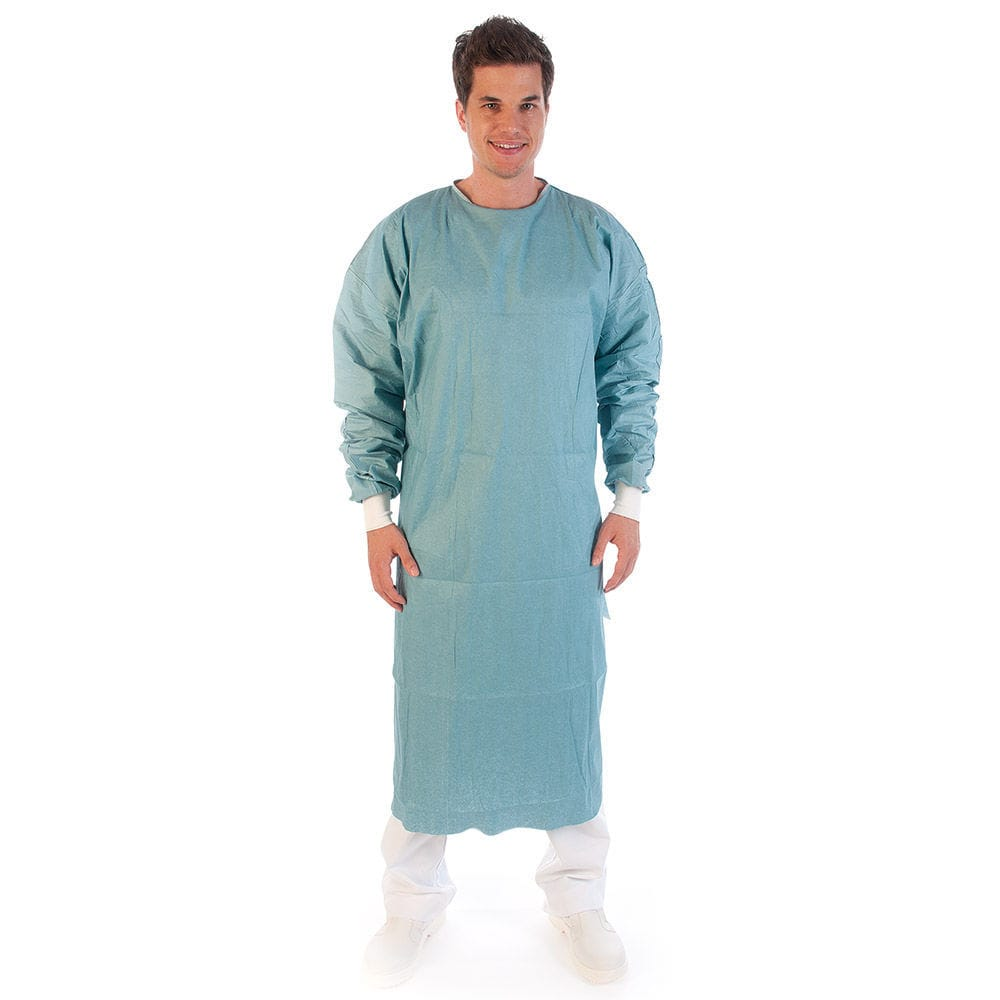 Surgical gown / breathable / disposable / waterproof - 2773, 27731 ...