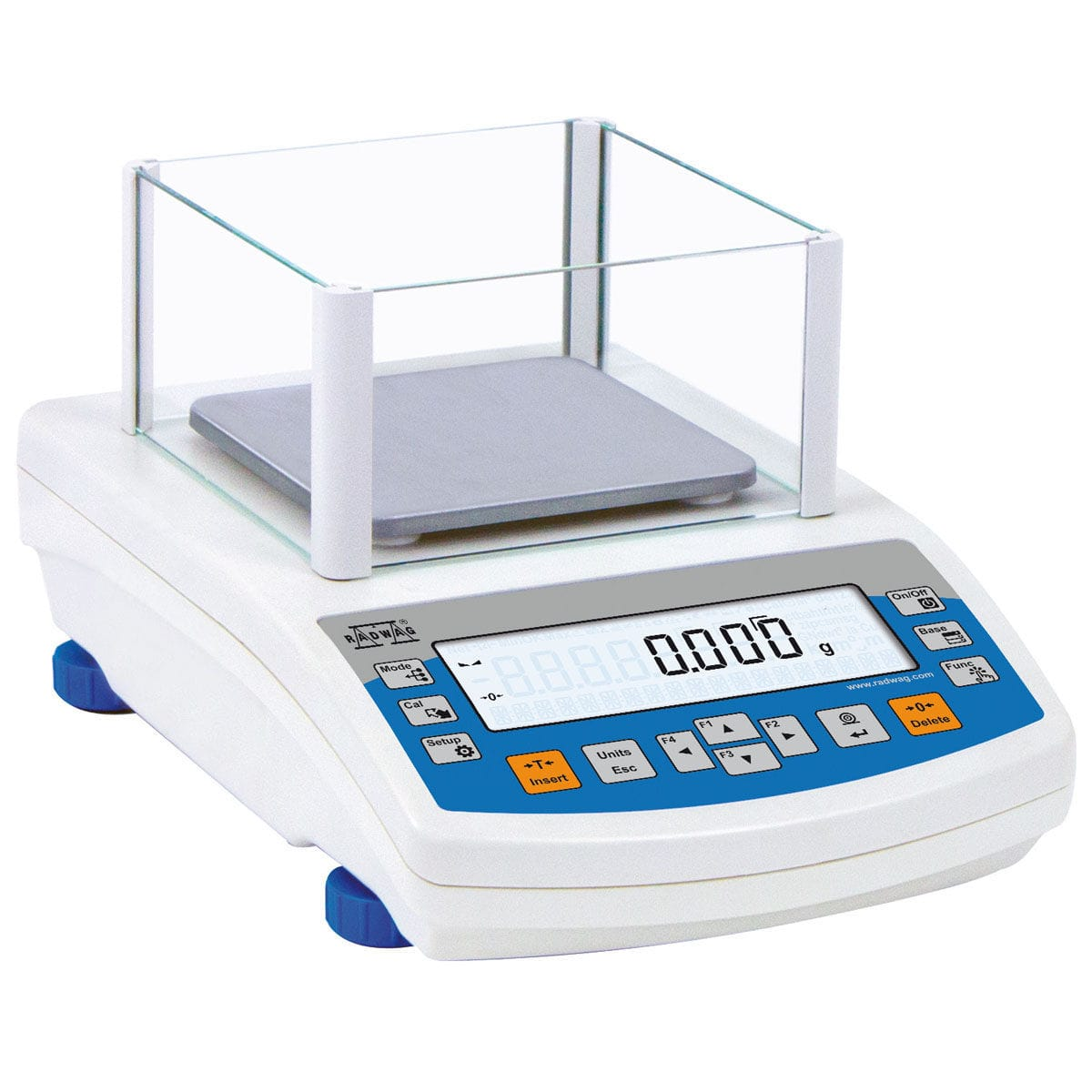 Electronic weighing scale / with digital display / bench-top - PS R1