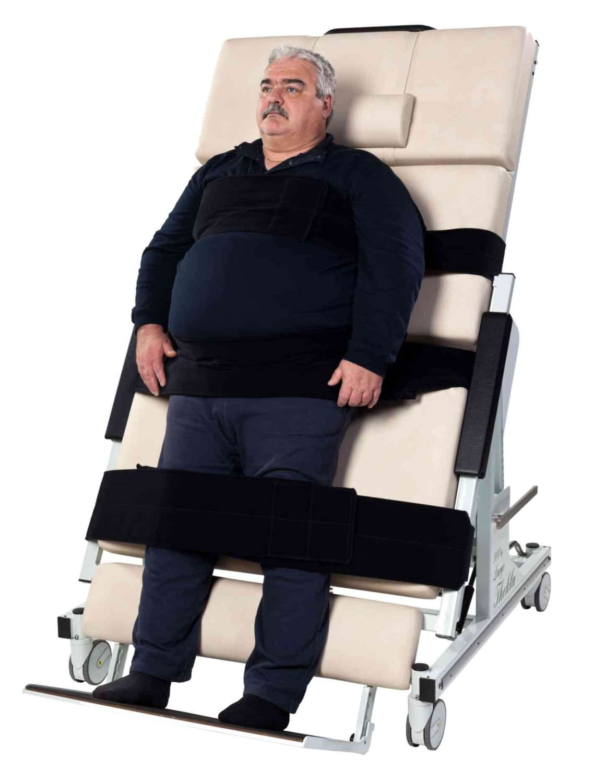 Good Electric Stretcher Chair / Trendelenburg / Reverse Trendelenburg / Stand Up  ...