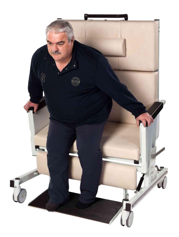 Marvelous ... Electric Stretcher Chair / Trendelenburg / Reverse Trendelenburg / Stand  Up ...