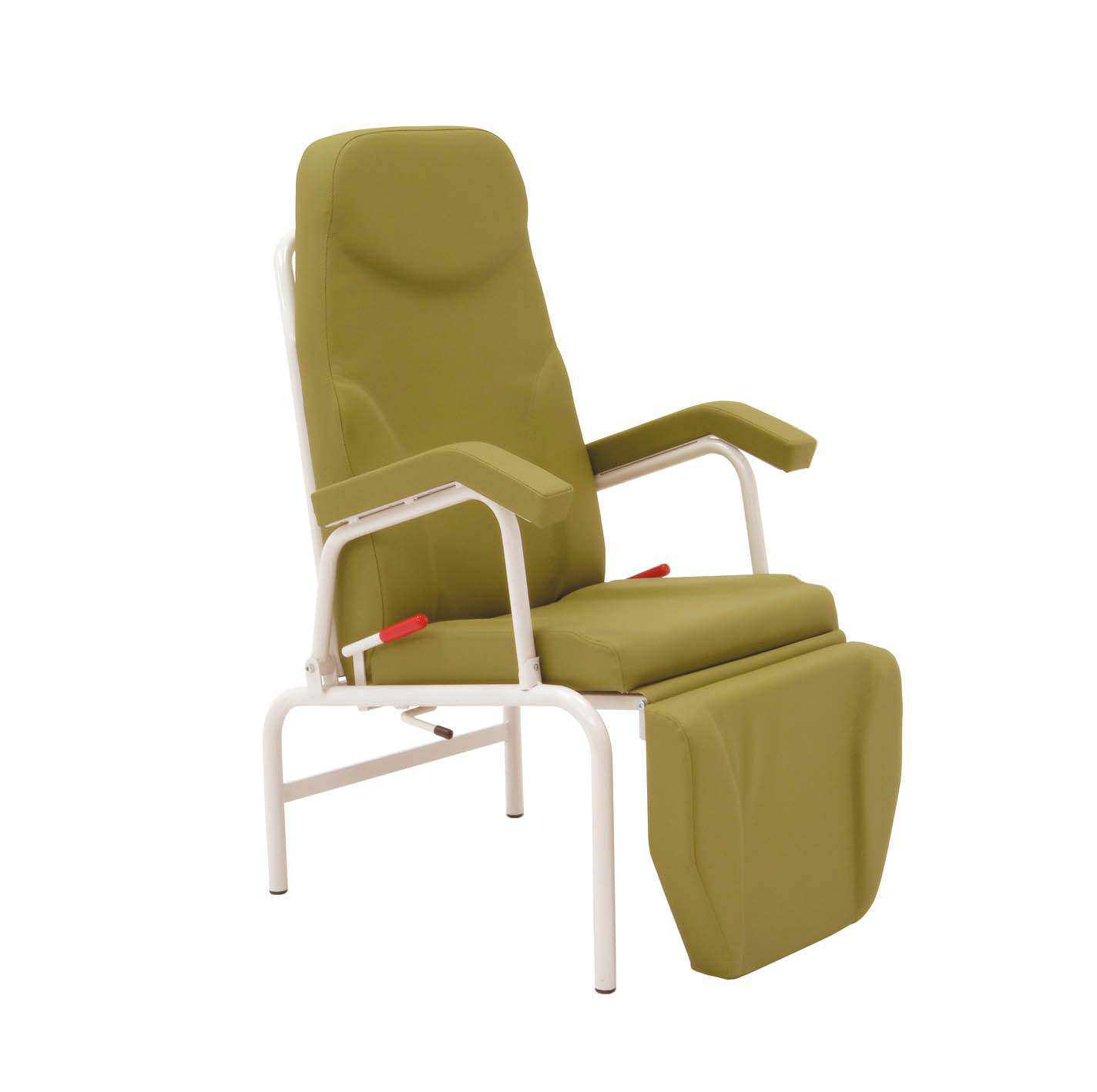 Patient Chair With Legrest / Manual   21164