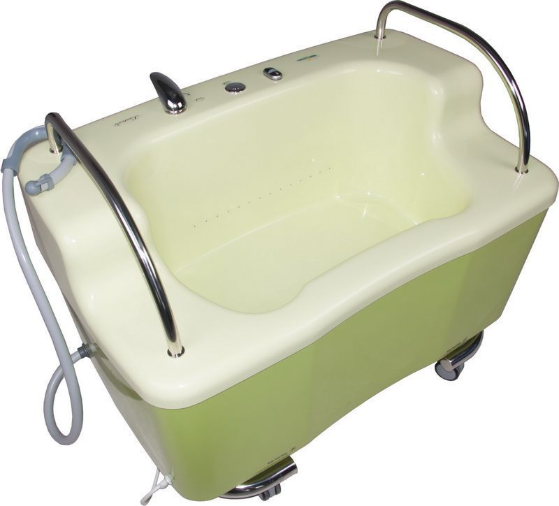 Lower limb hydromassage bathtub / upper limb - LASTURA BABY ...