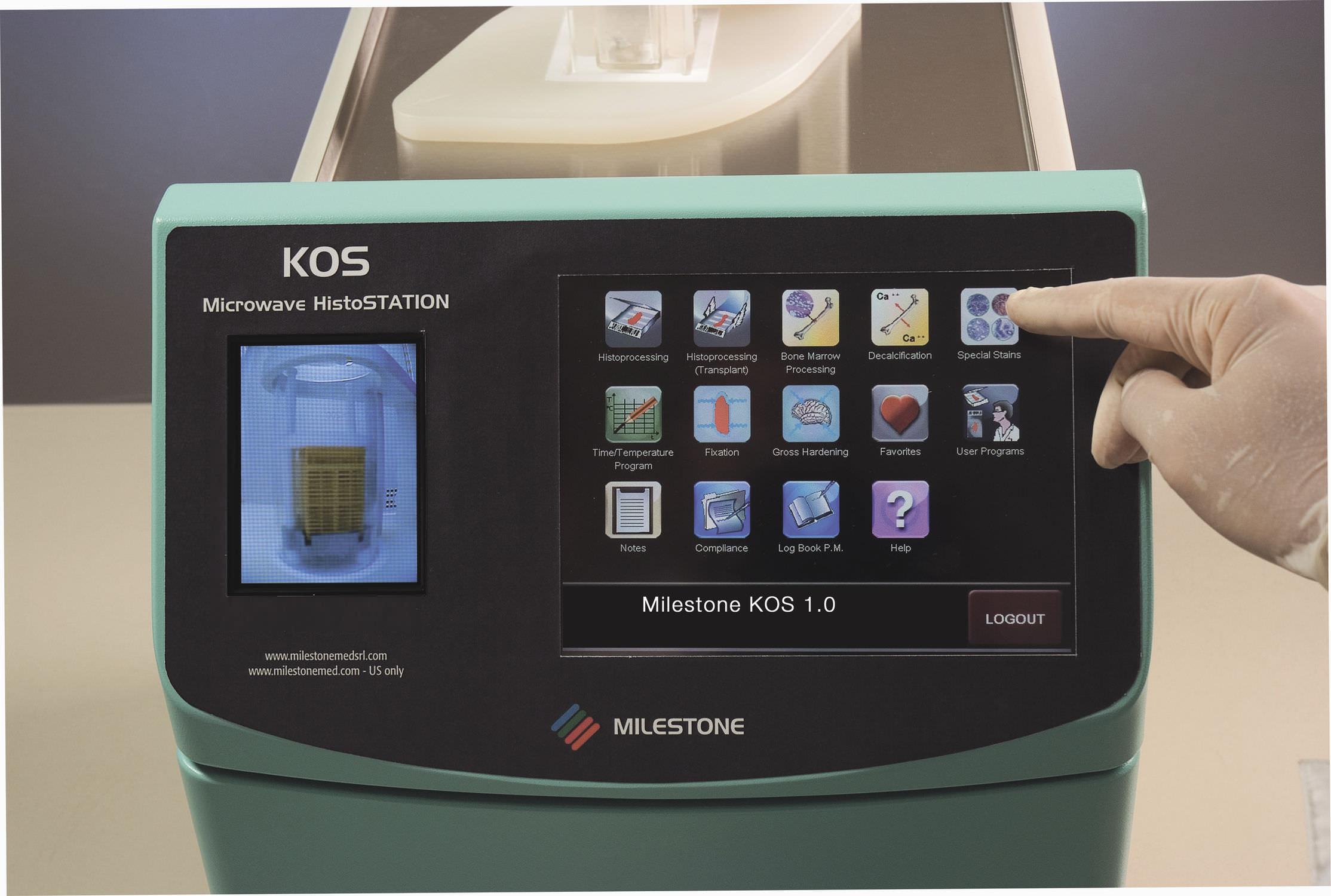 Histology sample preparation system / tissue / fixation ...