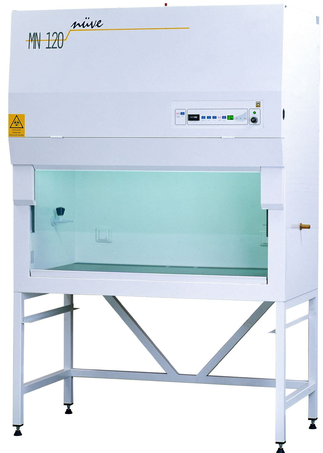 Class II Microbiological Safety Cabinet Laboratory Floor - Safe cabinet laboratory