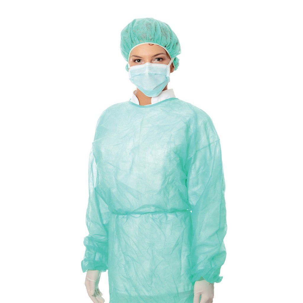 Surgical gown / visitor / breathable / polypropylene - 401283V - Rays
