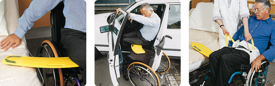 Wheelchair To Car Transfer Board Handicapped 68 X 23 Cm