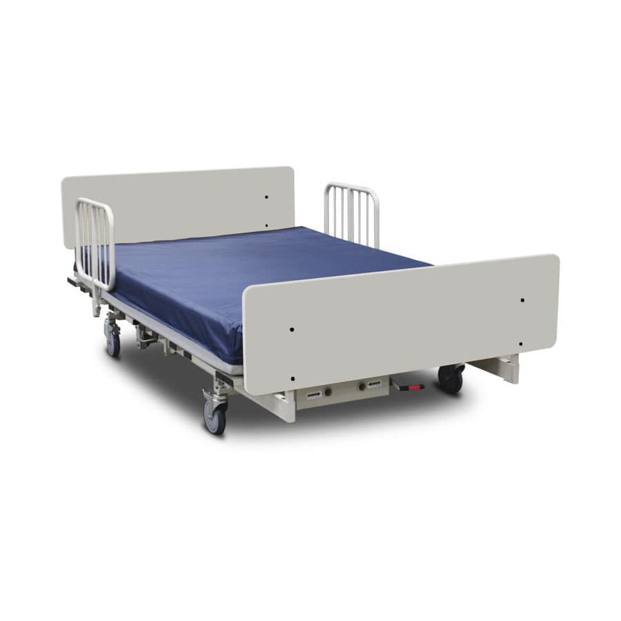 Homecare bed / electric / height-adjustable / bariatric - Mighty ...