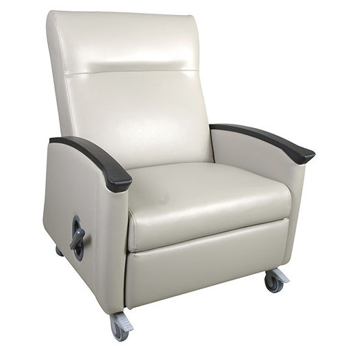 Reclining patient chair / on casters / bariatric / manual - Bedside Recliner ™  sc 1 st  MedicalExpo & Reclining patient chair / on casters / bariatric / manual ... islam-shia.org