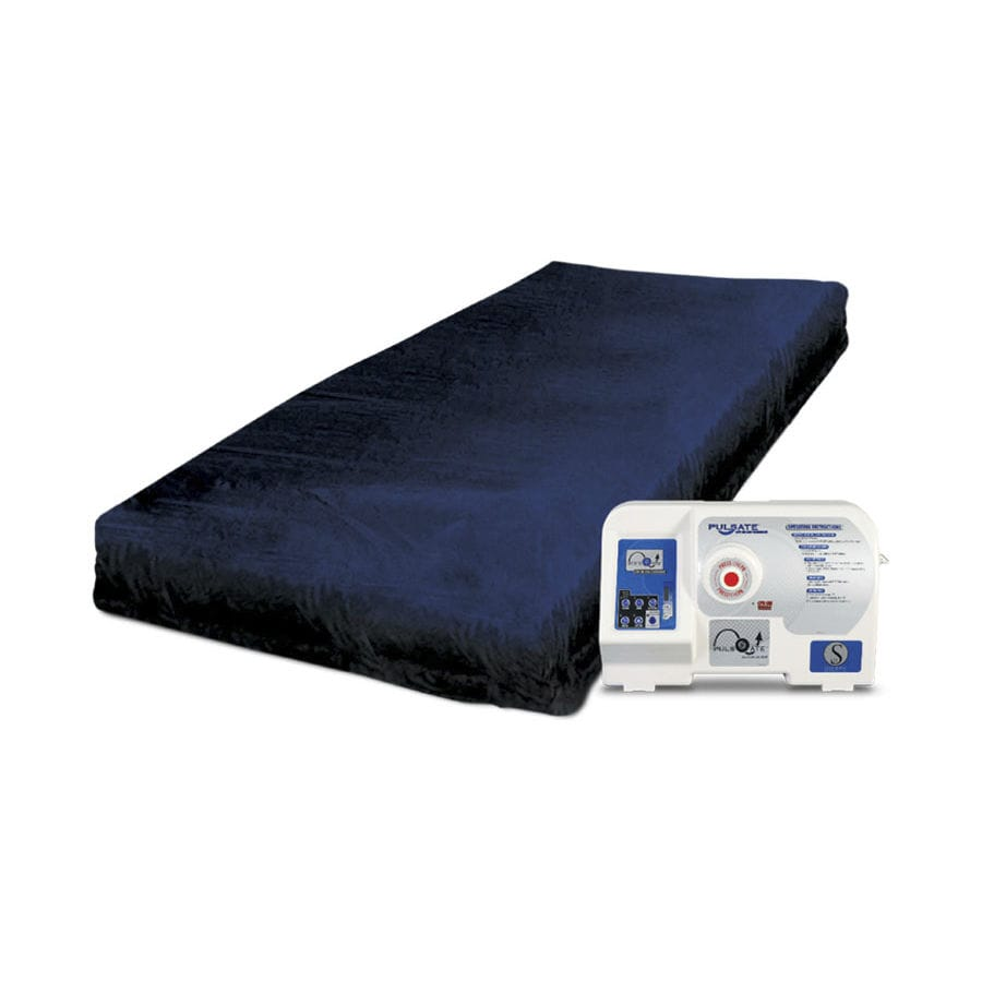 Hospital Bed Mattress Dynamic Air Waterproof Bariatric Pulsate