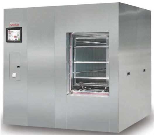 ... Medical Autoclave Vertical High Capacity With Sliding Door ...