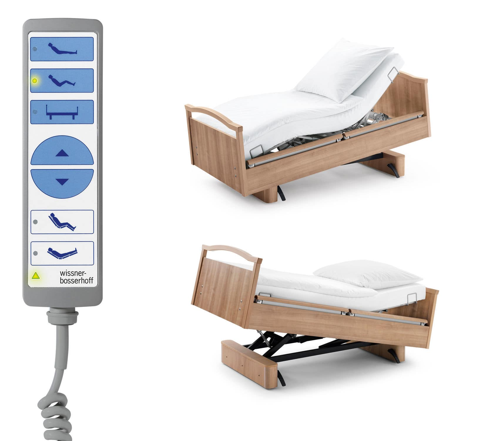 supplies lo hi rehab hospital product electric bed mall fowler medical double