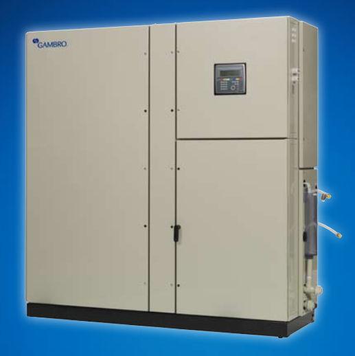 hemodialysis water treatment plant cwp 100 gambro rh medicalexpo com