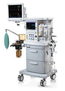 trolley mounted anesthesia workstation with respiratory monitoring rh medicalexpo com wato ex 65 pro manual wato ex-65 service manual