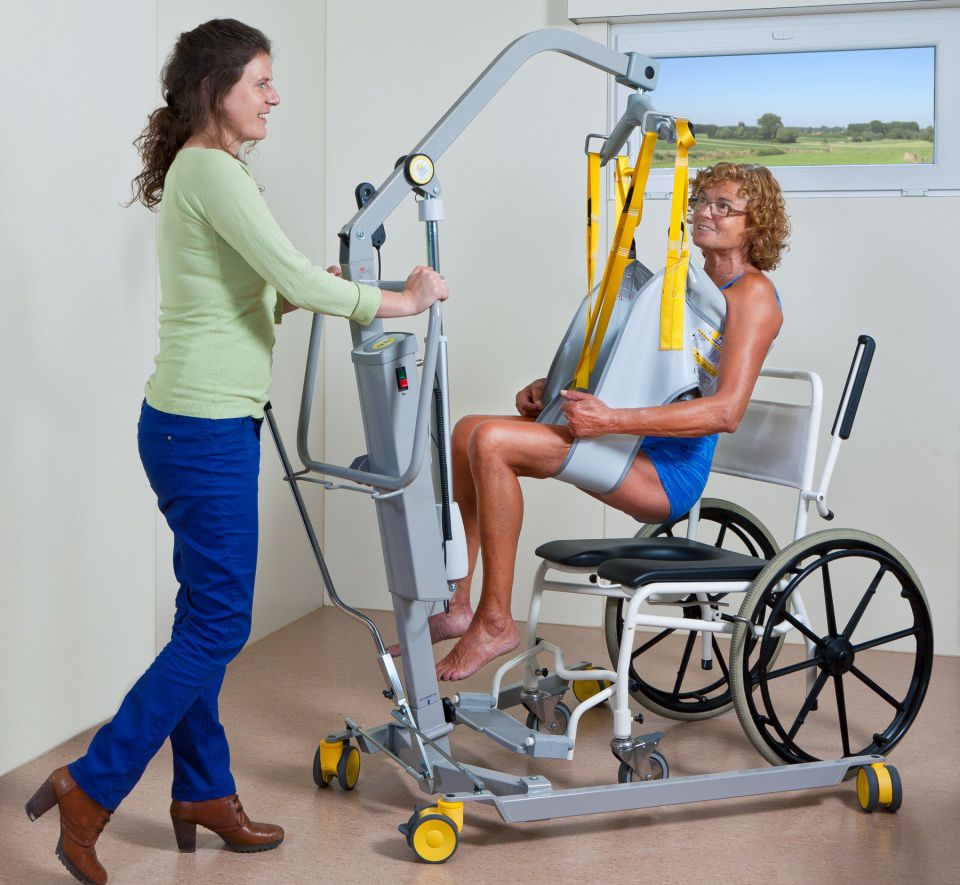 Image result for patient lifts