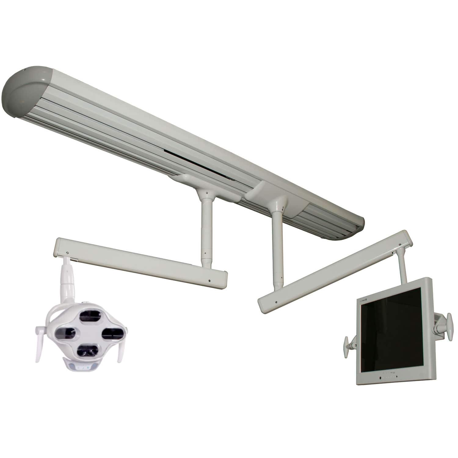 content id monitor lcd long reach mount info ceiling cm for product screen