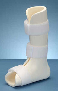ankle foot orthosis types