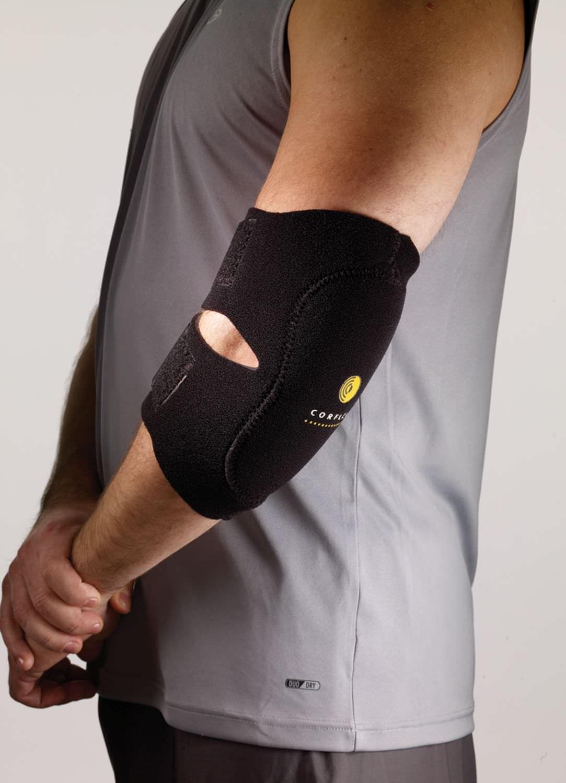 6a315fa87c Elbow sleeve / with ulnar pad - 88-3080 - Corflex