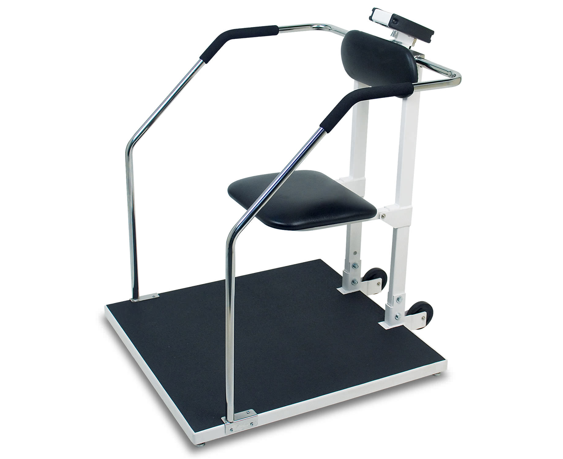 Electronic patient weighing scales bariatric with digital