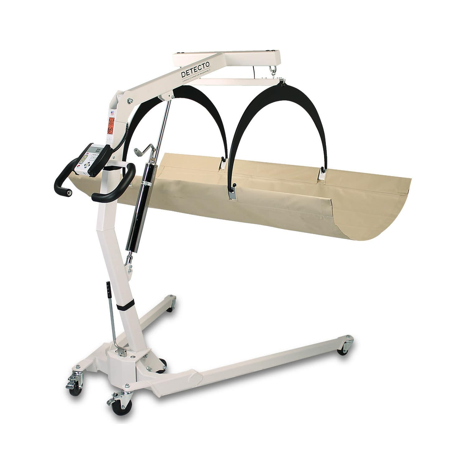 electronic patient scales for patient lifts with digital display mobile ib800 - Detecto Scales