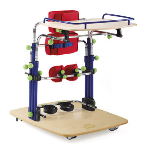 pediatric standing frame ministandy