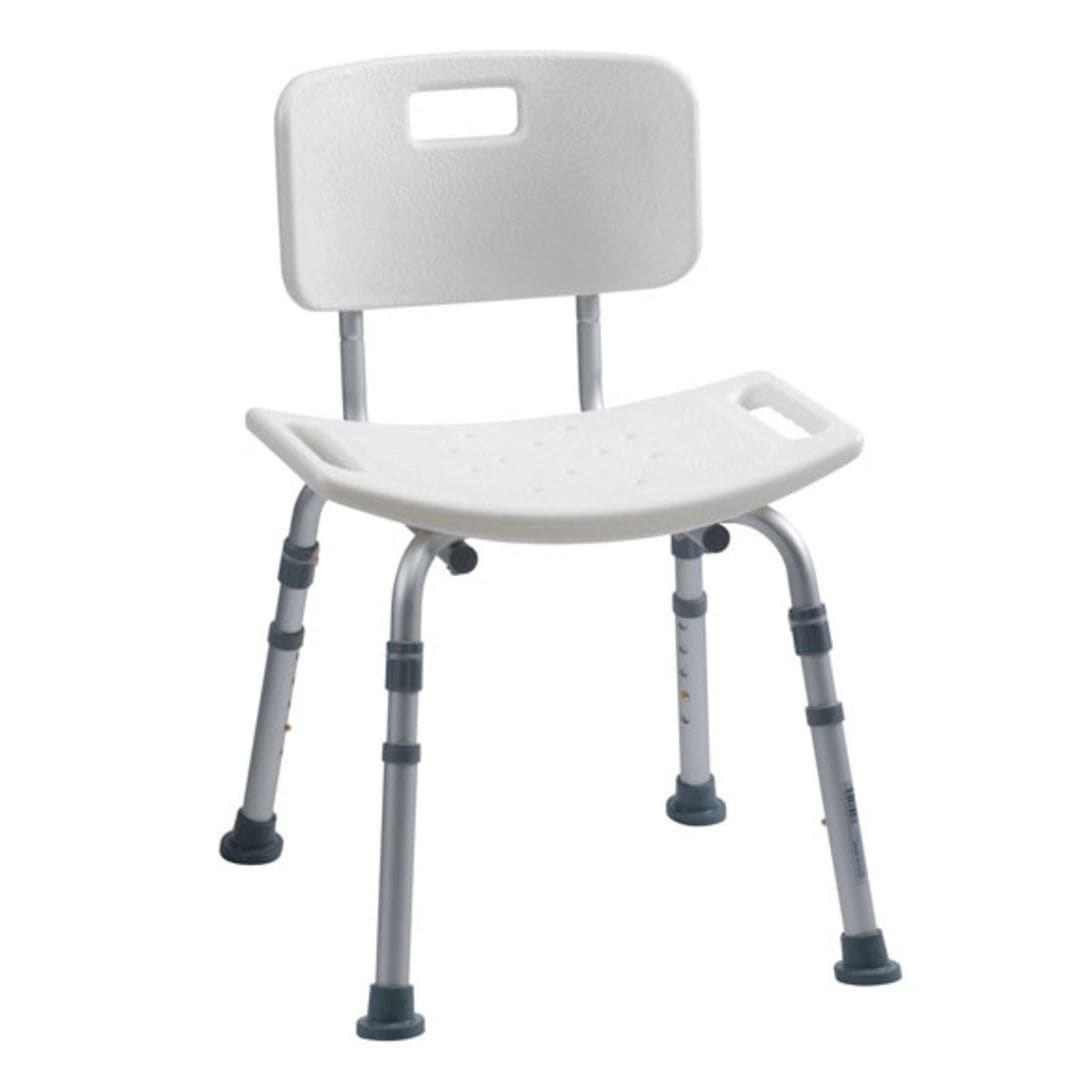 Shower chair / height-adjustable - 12002KDR, 12003KDR - Drive ...
