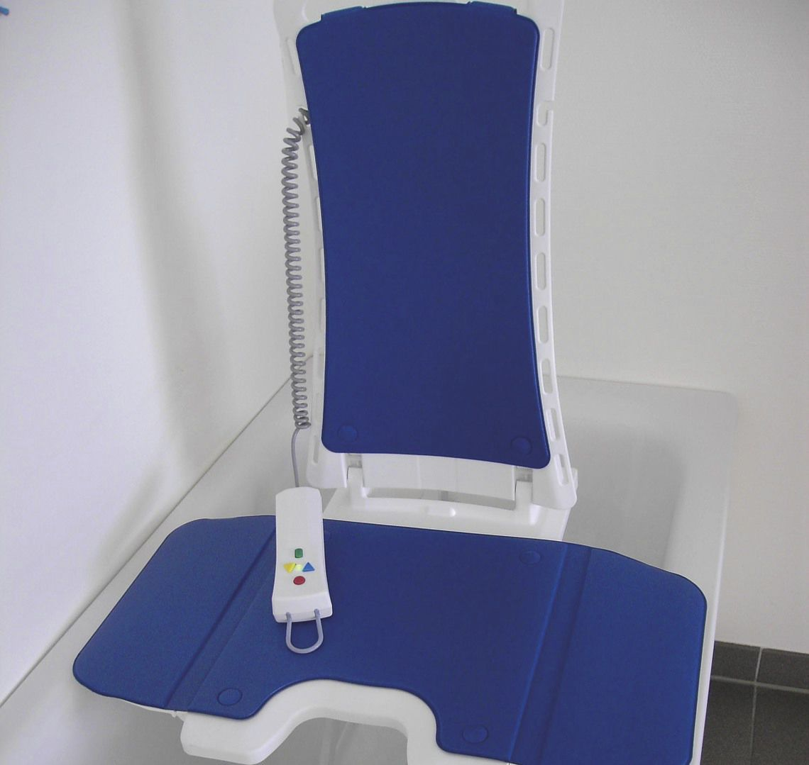 Bath seat / with suction cup - Bellavita Accessories - Drive ...