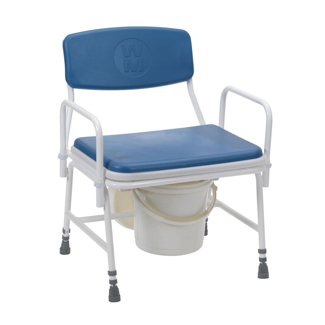 Shower chair / with bucket - Belgrave - Drive Medical Europe