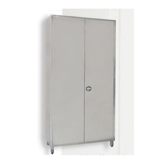 Storage cabinet / 2-door / stainless steel - UC-2HD  sc 1 st  MedicalExpo & Storage cabinet / 2-door / stainless steel - UC-2HD - Eagle Star ... pezcame.com
