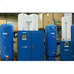 Fixed oxygen generator / PSA / 2-tank - 99% - On Site Gas Systems