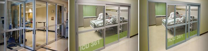 Intensive care door / laboratory / sliding / roll-up Profiler® Horton Doors & Intensive care door / laboratory / sliding / roll-up - Profiler ... Pezcame.Com
