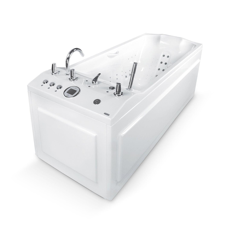Hydromassage bathtub - ORIONMED - Meden-Inmed - Videos
