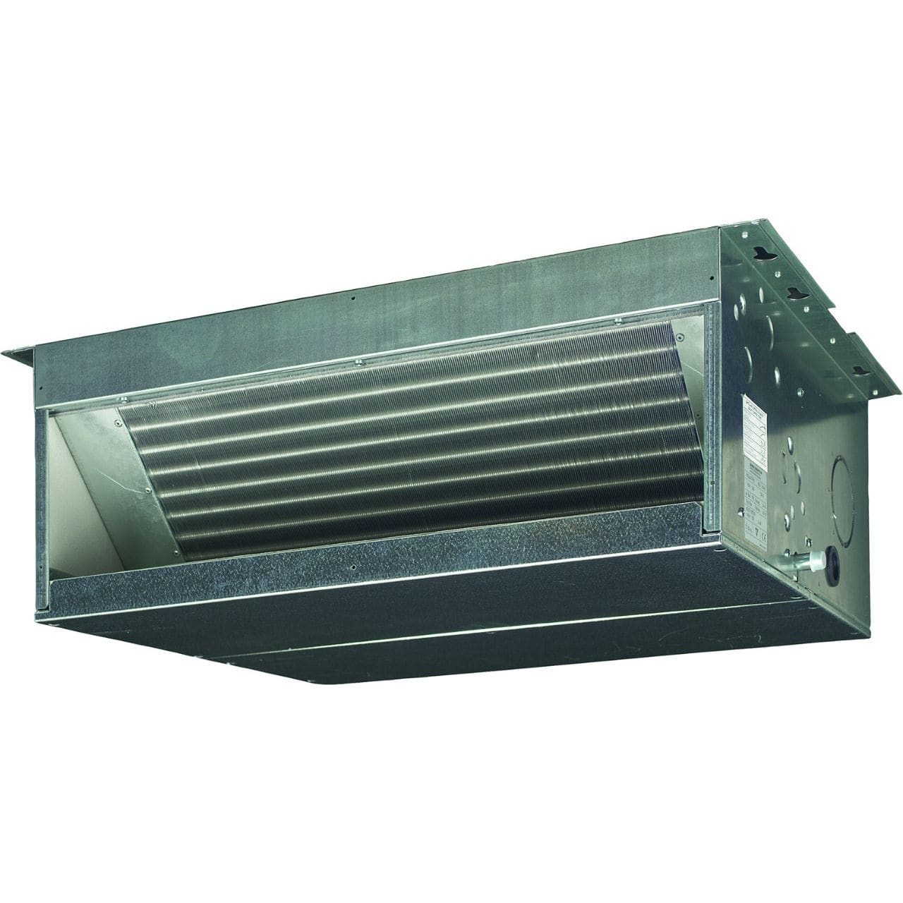 Duct Fan Coil Unit Ceiling Mounted Fwn At